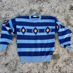 Vintage Men's Claiborne knit Sweater